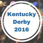 Kentucky Derby 2016 Betting
