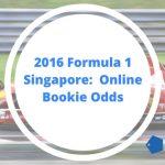 Singapore 2016 – Formula 1