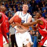 Falcons fly high in NIT debut