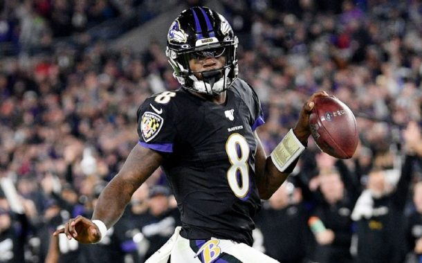 Ravens Are Now Favored To Win Super Bowl LIV